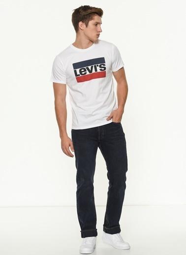 Levi's® Baskılı Tişört Beyaz
